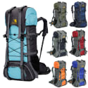 Free Knight 60L Outdoor Travel Rucksack for $23 + free shipping