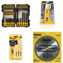 DeWalt Tool Accessories at Ace Hardware for $10 + pickup