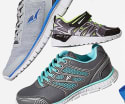 Clearance Shoes at Kmart Buy 1, get 2nd for $1 + free shipping w/ $35