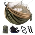 Hammock w/ 10-Ft. Straps, Mosquito Net from $21 + free shipping