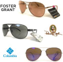 2 Pairs of Name-Brand Aviator Sunglasses for $9 + free shipping