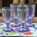 4 Pioneer Woman 12.5-oz. Pearlized Goblets for $19 + pickup at Walmart