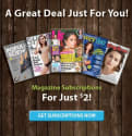 Blue Dolphin Magazine Sale Subscriptions for $2 + free shipping