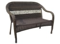 Garden Treasures Wicker Patio Loveseat for $55 + pickup at Lowe's