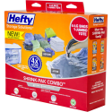 Hefty Shrink-Pak Vacuum Seal Bags 5-Pack for $9 + pickup at Walmart