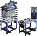 "MD Sports 48"" 13-in-1 Multi-Game Combo Table for $39 + free shipping"