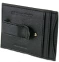 22 Broadway Men's Leather Money Clip for $5 + free shipping