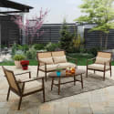 Better Homes and Gardens Vaughn 4-Piece Set for $234 + free shipping
