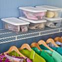 36 Sterilite 6 Quart Storage Boxes for $28 + pickup at Walmart