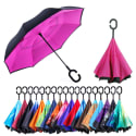 NewSight Double-Layer UV Reverse Umbrella from $18 + free shipping