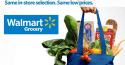 Walmart Grocery Coupon for New Customers: $10 off $50