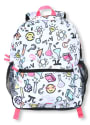 The Children's Place Girls' Science Backpack for $10 + free shipping