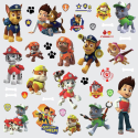 Paw Patrol Peel and Stick Wall Decals for $6 + pickup at Walmart