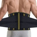 SZ-Climax Adjustable Lumbar Back Brace for $27 + free shipping w/ Prime