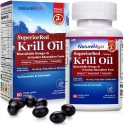 60 NatureMyst Professional Krill Oil Softgels for $12 + free shipping w/ Prime