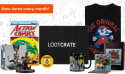 Loot Crate Subscriptions: 40% off