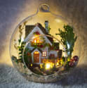 DIY Christmas Ornament Kit for $14 + free s&h from China