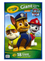 Crayola Paw Patrol Giant Coloring Pages for $3 + pickup at Walmart