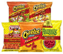 Frito-Lay Flamin' Hot Mix Variety 40-Pack for $13 + free s&h w/ Prime