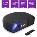 Bnest 3,200-Lumen Video Projector for $118 + free shipping