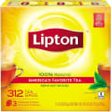 Lipton Black Tea Bags 312-Pack for $7 w/ $25 purchase + free shipping w/ Prime