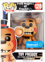Funko Pop! Five Nights at Freddy's Toy Freddy for $4 + pickup at Walmart
