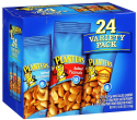 Planters Nuts Variety 24-Pack for $7 + free shipping w/ Prime