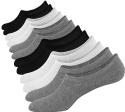 ViCherub Men's No Show Socks 6-Pack for $7 + free shipping w/ Prime