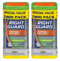 Right Guard Total Defense Antiperspirant 2pk for $2 + pickup at Target