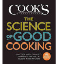 """""""The Science of Good Cooking"""" Hardcover Book for $16 + pickup at Walmart"""