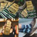 Conscious Step Unisex Socks for $12 + free shipping
