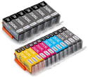 Canon Pixma-Compatible Ink Cartridge 18-Pack for $12 + free shipping w/ Prime