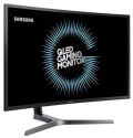 "Samsung 32"" Curved 1440p QLED LCD Display for $500 + free shipping"