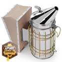 Honey Keeper Stainless Steel Bee Hive Smoker for $13 + free shipping w/ Prime