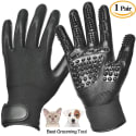 Erligpowht Pet Grooming Glove Pair for $8 + free shipping w/ Prime