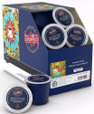 Timothy's World Coffee K-Cups 72-Pack for $25 + free shipping