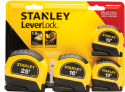 Stanley LeverLock Tapes for 4-Pack for $10 + pickup at Walmart