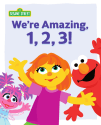 """Sesame St: We're Amazing..!"" Kindle eBook for free"