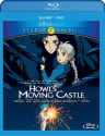 Howl's Moving Castle on Blu-ray / DVD for $11 + pickup at Walmart