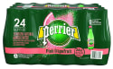 Perrier Sparkling Water 24-Pack for $13 + free shipping