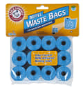 180 Arm & Hammer Disposable Waste Bag Refills for $8 + pickup at Walmart