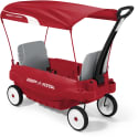 Radio Flyer Deluxe Family Canopy Wagon for $89 + free shipping