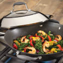"""Anolon Advanced Nonstick 14"""" Covered Wok for $30 + free shipping"""