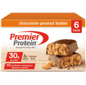 Premier Protein 2.5-oz. Nutrition Bar 6-Pack for $5 w/ $25 purchase + free shipping