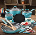 The Pioneer Woman 24-Piece Cookware Combo Set for $100 + free shipping