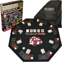 Poker Table Top and 300-Chip Travel Set for $27 + pickup at Walmart