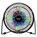 Sharper Image USB LED Clock Fan for $25 + free shipping