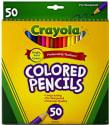 Crayola Long Colored Pencils 50-Pack for $4 + pickup at Walmart