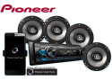 Pioneer Bluetooth Receiver & Speaker Bundle for $70 + free shipping