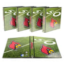 "NCAA Team 1"" College Binders 4-Pack for $2 + free shipping"